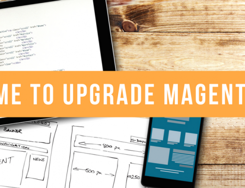 Why You Should Upgrade Magento Now