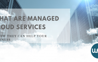 what are managed cloud services