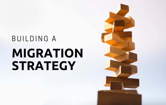 build migration strategy