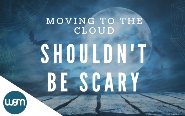 moving to cloud shouldn't be scary