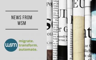 news from wsm international